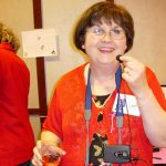 Kathleen Richmond, our Roving Photographer and Silent Auction Coordinator