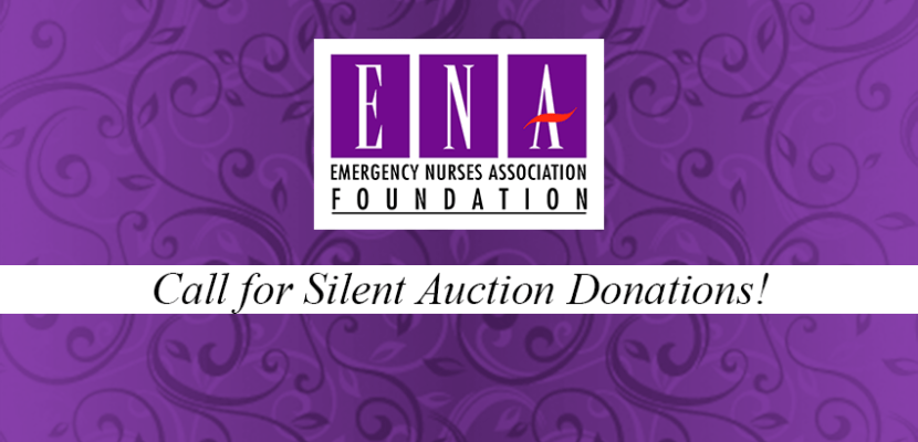 Silent Auction Donations Call slide